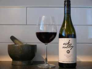 Esk Valley Syrah 2011