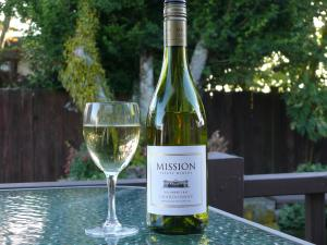 Mission estate HB Chardonnay 2012