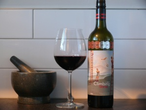 Cumulus  Orange Climbing Shiraz 2011
