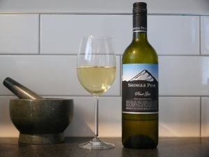 Shingle Peak Pinot Gris 2012