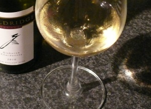 Goldridge Gisborne Chardonnay 2010 2