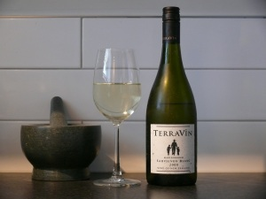 TerraVin 2008 Sav Blanc