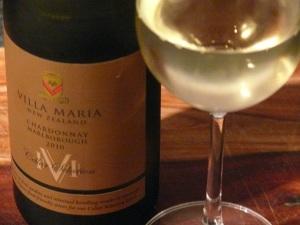 Villa Maria CS Marlb Chardonnay 2010