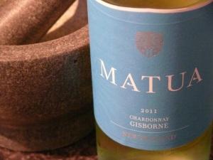 Matua Gisborne Chardonnay 2011