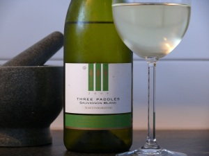 Ngawaka 3Paddles Sauvignon Blanc 2009