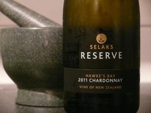 Selaks Reserve Chardonnay 2011