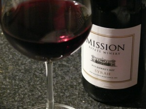Mission HB Syrah 2012