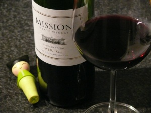 Mission Merlot 2010
