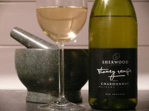 Sherwood Stoney Range Chardonnay 2011