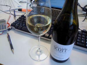 Allan Scott Marl Chardonnay 2012