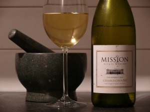 Mission Estate HB Chardonnay 2008