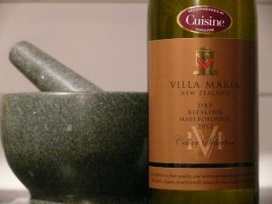 Villa Maria CS Dry Riesling 2012