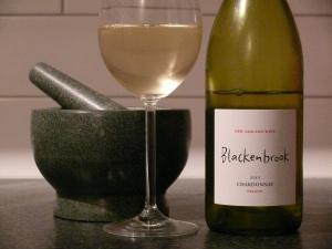 Blackenbrook Nelson Chardonnay 2011