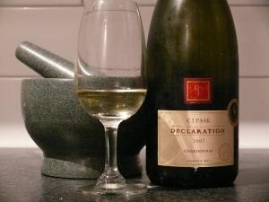 CJ Pask Dec Chardonnay 2007