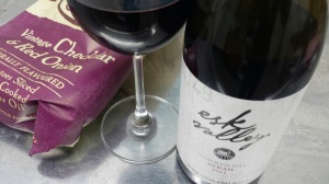 Esk valley HB Syrah 2011