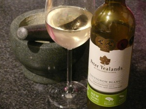 Peter Yealands PET Sauv Blanc 2012
