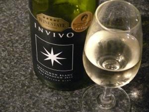 Invivo Marlb Sauvignon Blanc 2012