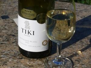 Tiki Estate Sauvignon Blanc 2012