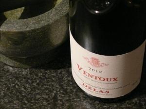 Delas Ventoux 2012