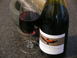 Saddleback Pinot Noir 2011