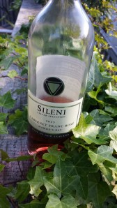 Sileni Cab Franc Rose 2013