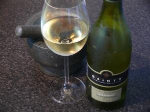 Saints Chardonnay 2011 2