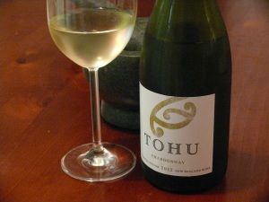 Tohu Gisborne Chardonnay 2012