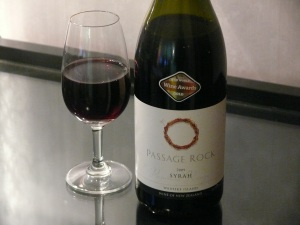 Passage Rock Syrah 2009