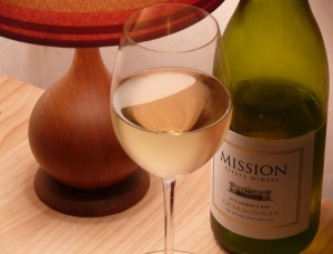 Mission Estate HB Chardonnay 2013