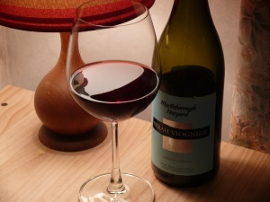 Martinborough V Syrah Viognier 2009