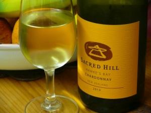 Sacred Hill Chardonnay 2013