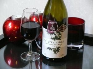 Thistle Ridge Pinot Noir 2013