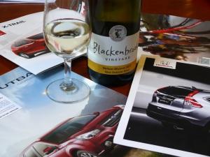 Blackenbrook Nelson Muscat 2011