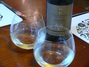 Villa Maria CS Marlb Chardonnay 2010 pool room