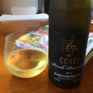 Coney Pinot Gris 2013
