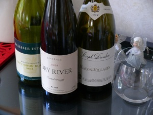 Dry River LH Riesling 2008