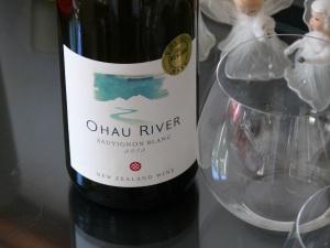 Ohau River Sav Blanc 2012