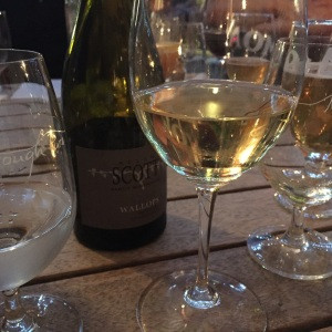 Allan Scott Wallops Chardonnay 2012