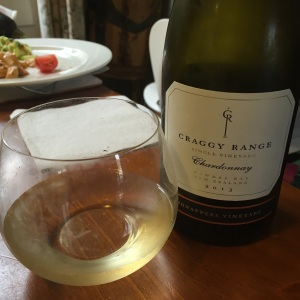 Craggy Range Kidnappers Chard 2013