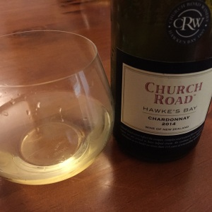 Church Road HB Chardonnay 2014