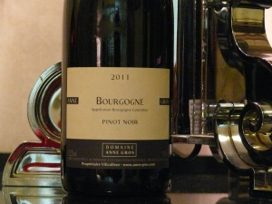 Dom Anne Gros Bourgogne 2011