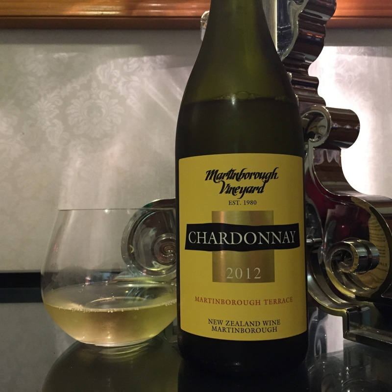 Martinborough Chardonnay 2012