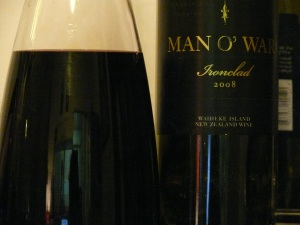 Man O War Ironclad 2008