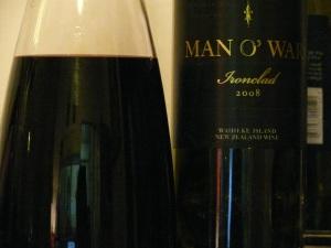 Man O War Ironclad 2008