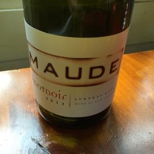Maude Pinot Noir 2013