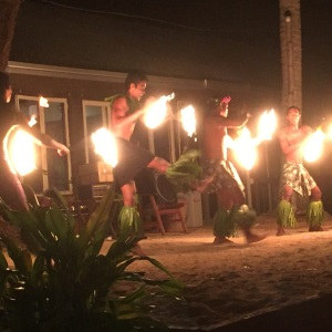 Fire Dance Fiji