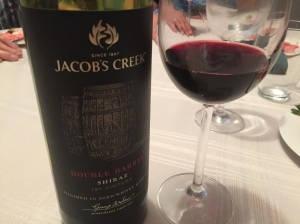 Jacobs Creek Double Barrel Shiraz