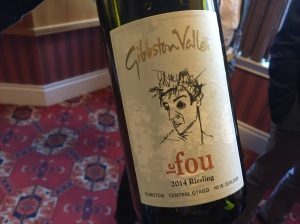 GC-Gibbston Valley Le Fou Riesling 2015