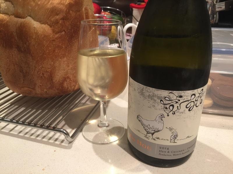 Ad Hoc Chardonnay