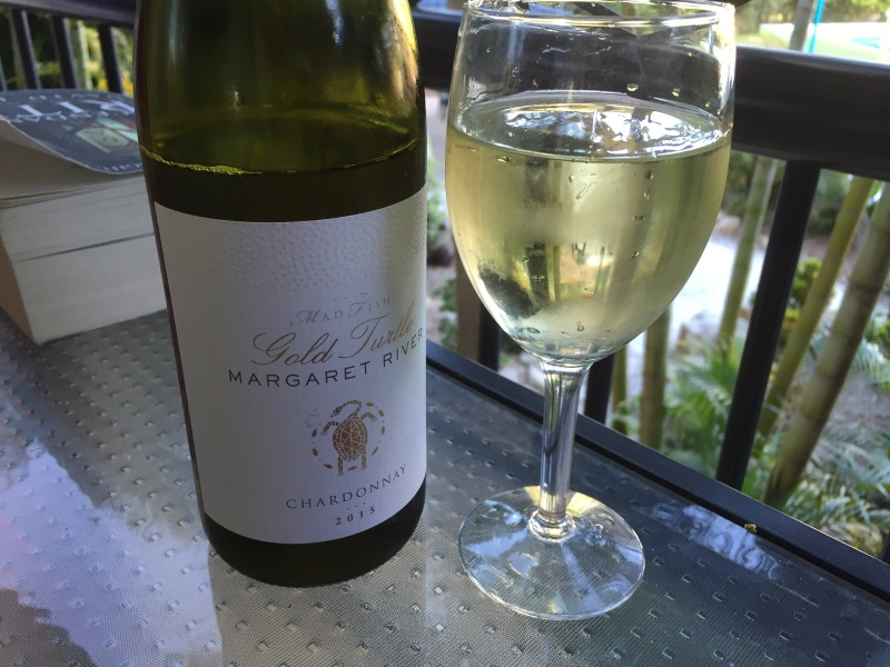 Mad Fish Chardonnay 2015